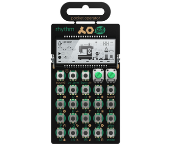 Teenage Engineering Pocket Operator PO-12 Rhythm