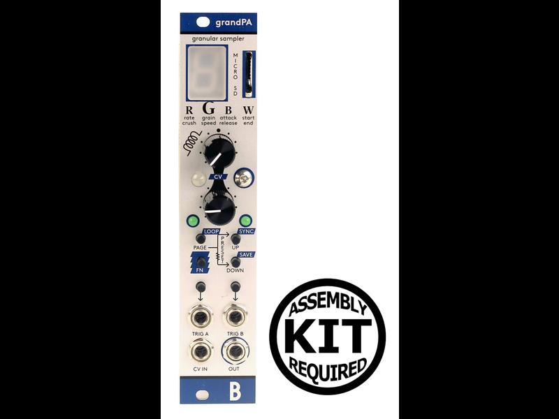 Bastl Instruments GrandPa - ALU, Kit