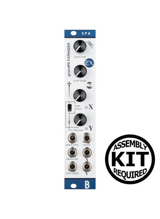 Bastl Instruments Spa (GrandPa Expander) - ALU, Kit