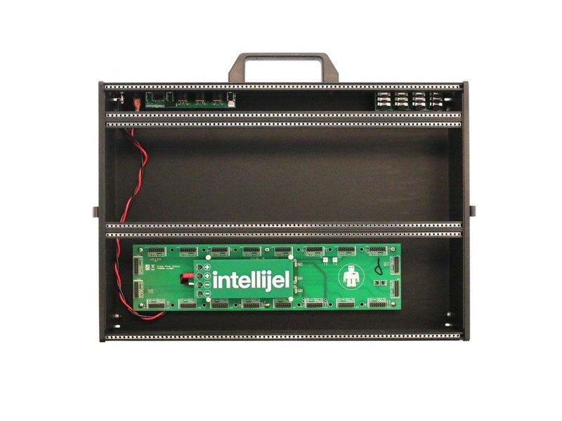 Intellijel 7U Performance Case, 84hp, Stealth Black, SPECIAL ORDER