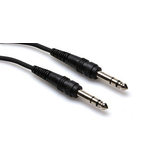 "Hosa Cable, 1/4"" Stereo, 5ft"