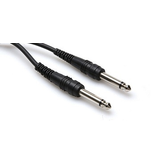 """Hosa Cable, 1/4"""" Mono, 10ft"""