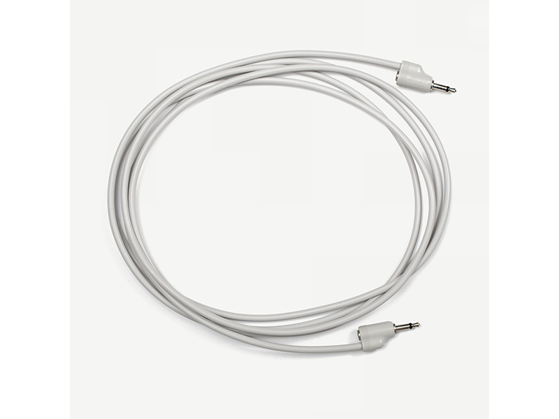 Tiptop Audio Stackcable Gray 250cm/98in
