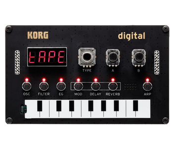 Korg Nu:Tekt NTS-1 digital, KIT