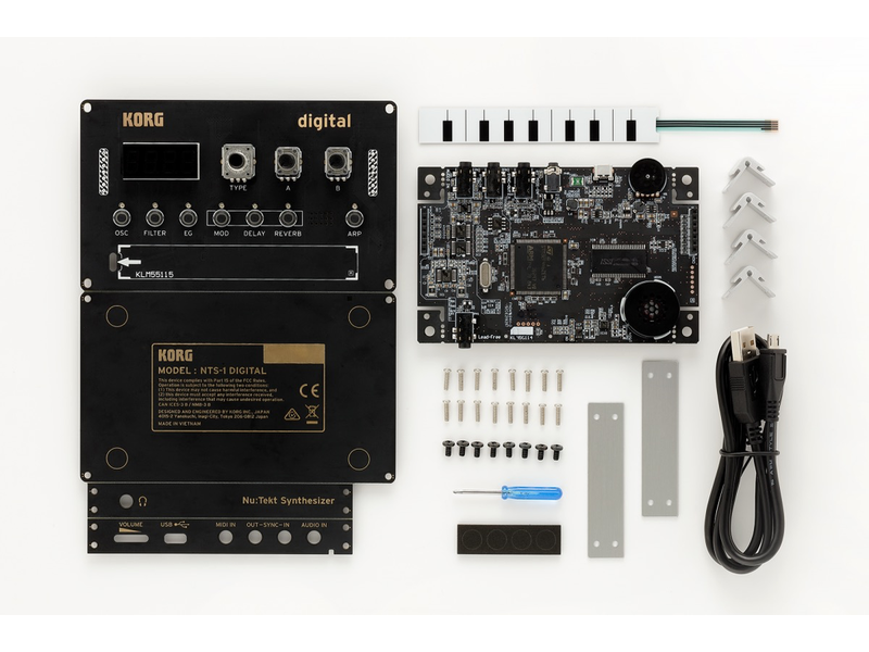 Korg Nu:Tekt NTS-1 digital, KIT