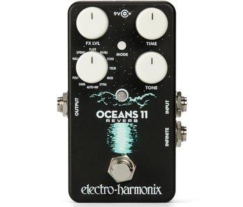 Electro Harmonix Oceans 11 Reverb, DEMO UNIT