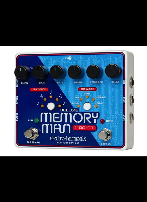 Electro Harmonix Deluxe Memory Man 1100-TT