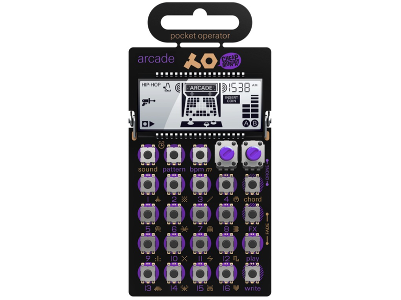 Teenage Engineering Pocket Operator PO-20 Arcade