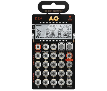 Teenage Engineering Pocket Operator PO-33 KO