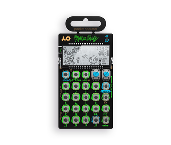 Teenage Engineering Pocket Operator PO-137 Rick & Morty