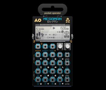 Teenage Engineering Pocket Operator PO-128 Mega Man