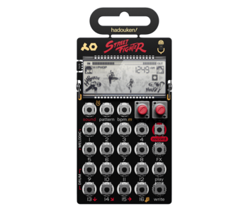 Teenage Engineering Pocket Operator PO-133 Street Fighter
