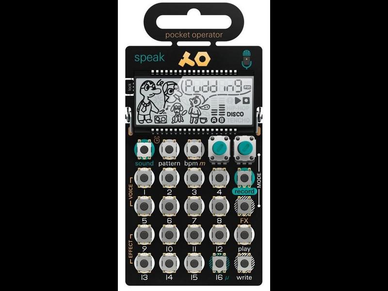 Teenage Engineering Pocket Operator PO-35 Speak