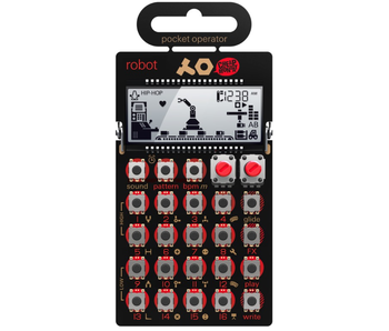 Teenage Engineering Pocket Operator PO-28 Robot