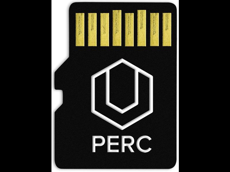 Tiptop Audio PERC Card by GLITCHMACHINES
