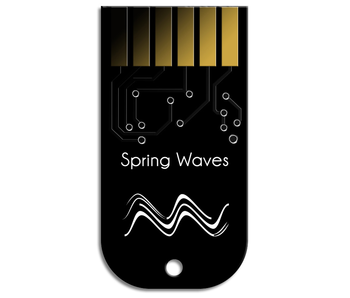 Tiptop Audio Spring Waves (for Z-DSP)