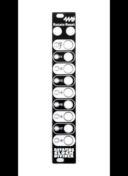 4ms RCD Faceplate - Black