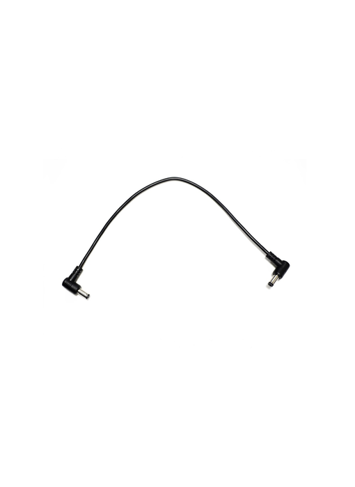 """4ms Barrel to Barrel Jumper Cable, Right-Angle, 11"""""""