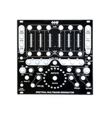 4ms SMR Faceplate - Black