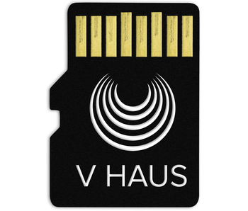Tiptop Audio V Haus Card by Voltage Disciple