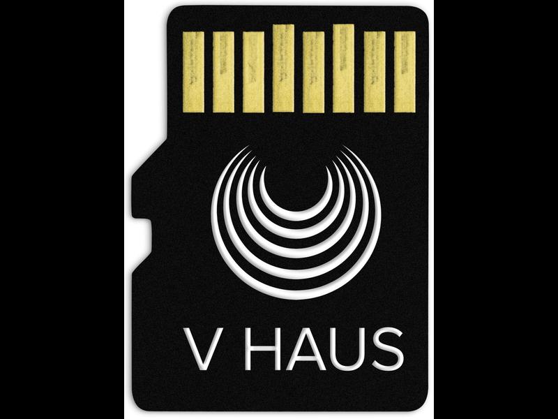 Tiptop Audio V Haus Card by Voltage Disciple