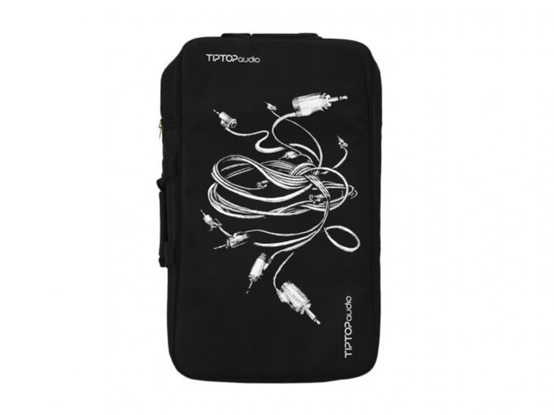 Tiptop Audio Mantis Travel Bag, StackSpaghetti
