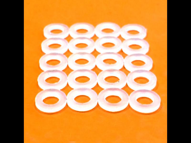 Nylon Washers, 50pk