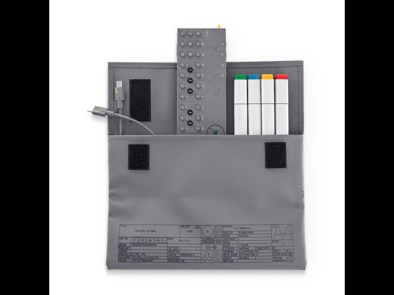 Teenage Engineering OP-Z Roll Up Case (PVC), Grey