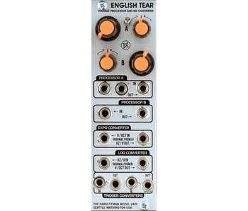 Industrial Music Electronics English Tear