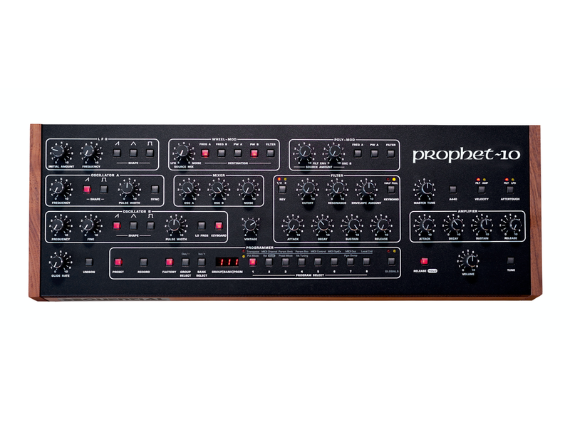 Sequential Prophet-10 Desktop