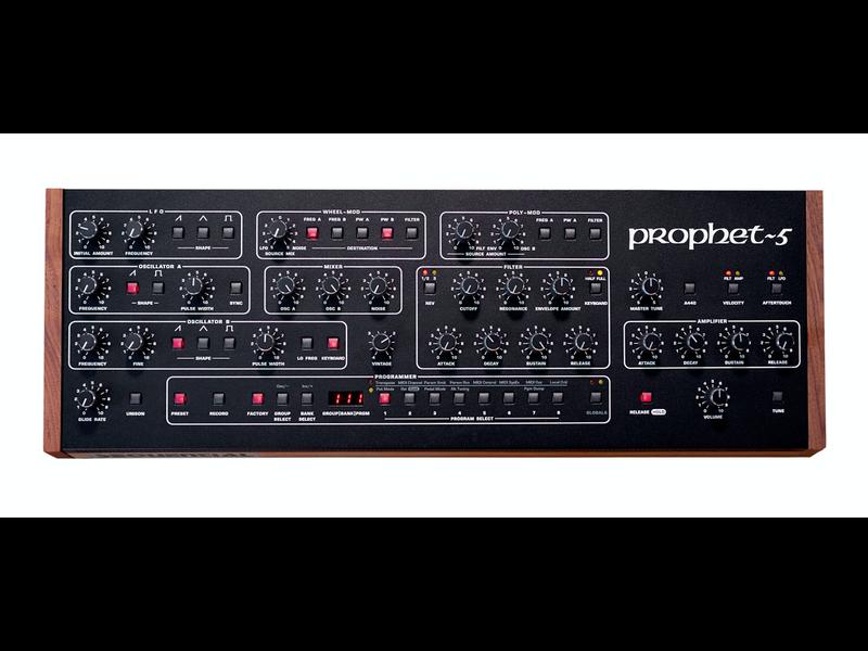 Sequential Prophet-5 Desktop, PRE-ORDER