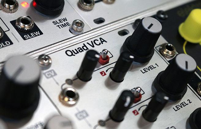 Basic Synth 3: VCA