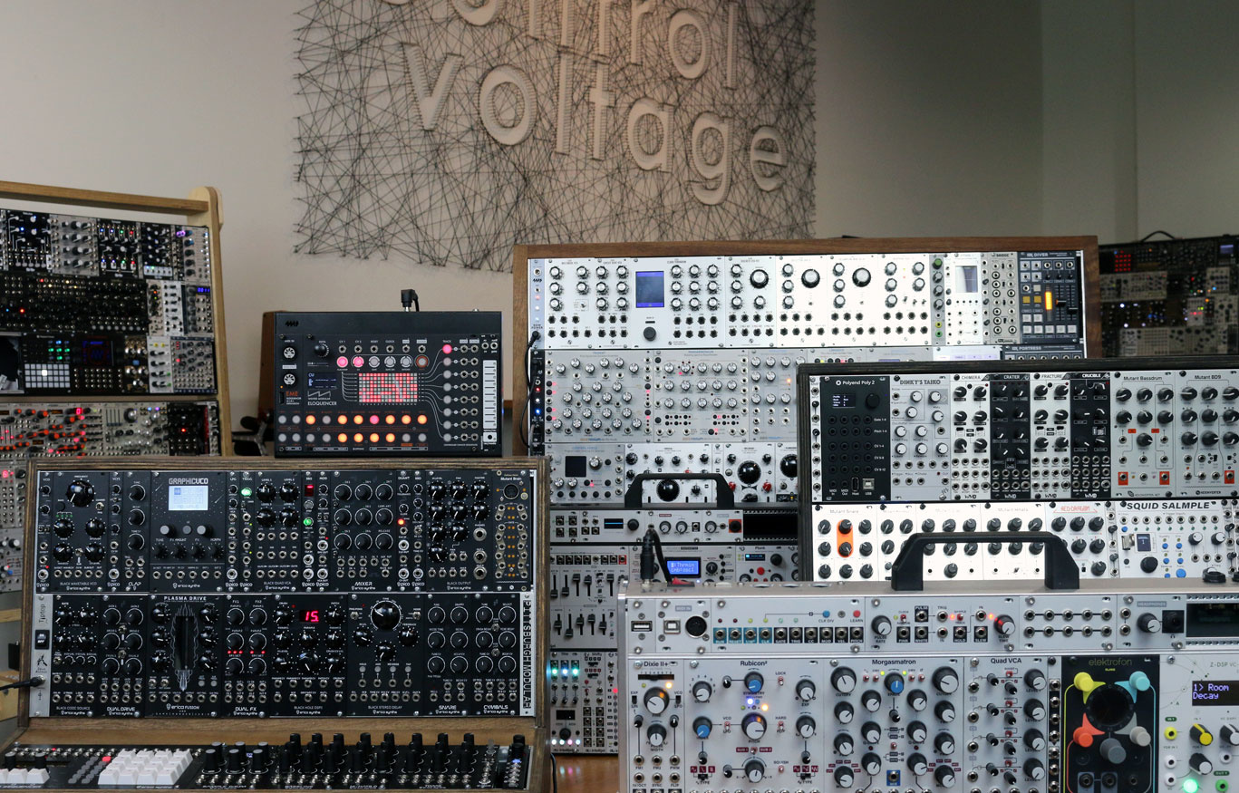 Eurorack Systems & Cases