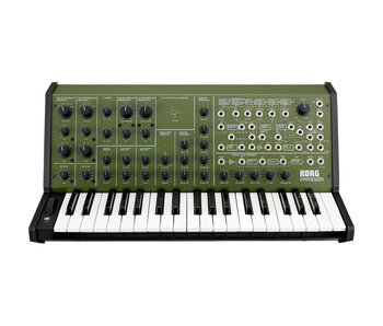 Korg MS-20 FS, Green