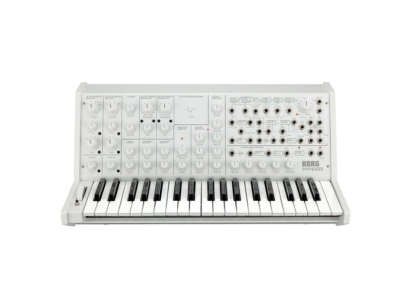 Korg MS-20 FS, White