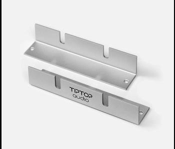 Tiptop Audio Z-Ears Rackmount - Silver
