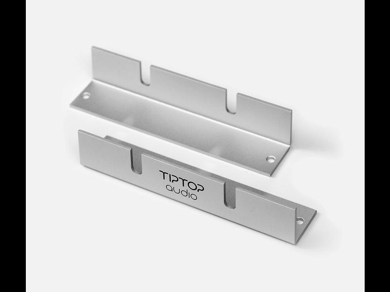Tiptop Audio Z-Ears Rackmount - Silver
