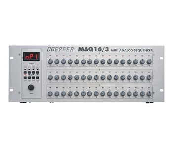 Doepfer MAQ 16/3 Sequencer, USED