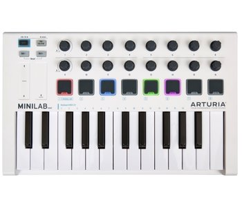 Arturia MiniLab mkII, DEMO UNIT
