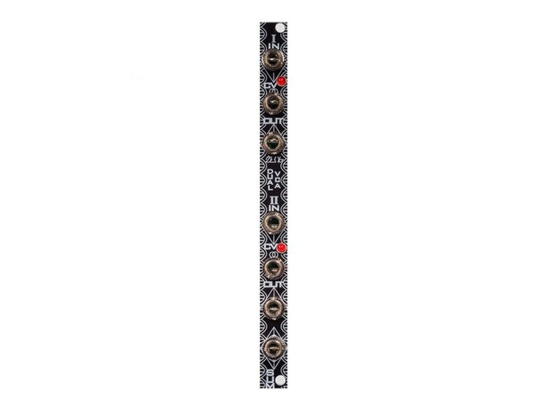 Zlob Modular Dual VCA, USED