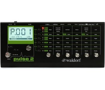 Waldorf Pulse 2 Analog Mono Synth, OPEN BOX