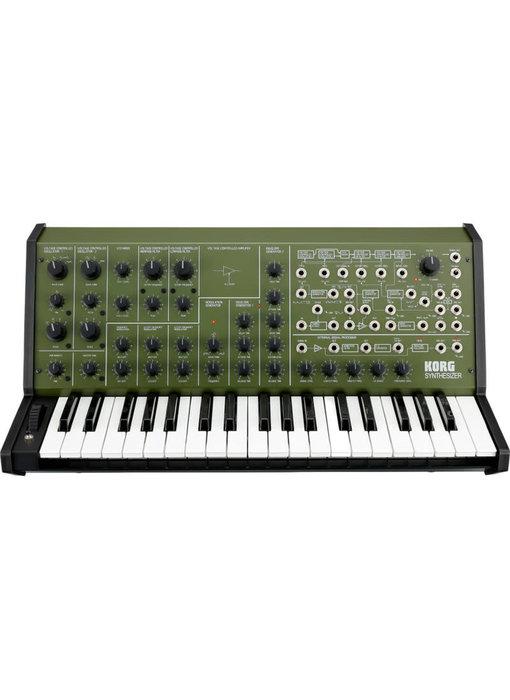 Korg MS-20 FS, Green