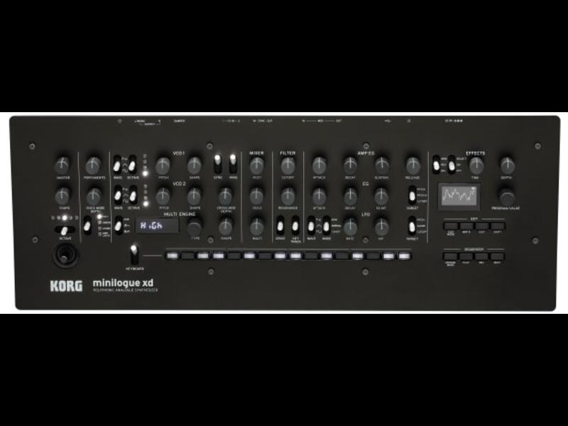 Korg Minilogue XD Module, USED