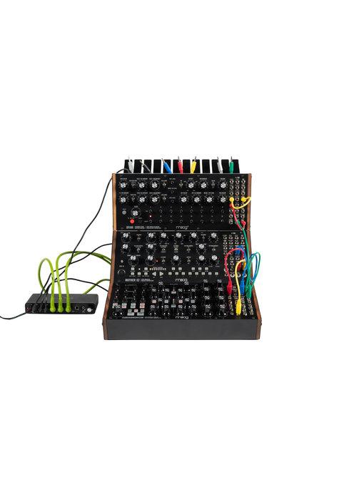 Moog Sound Studio: Mother 32, DFAM, and Subharmonicon