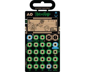 Teenage Engineering Pocket Operator PO-137 Rick & Morty, USED