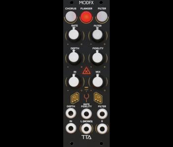 Tiptop Audio ModFX, Black