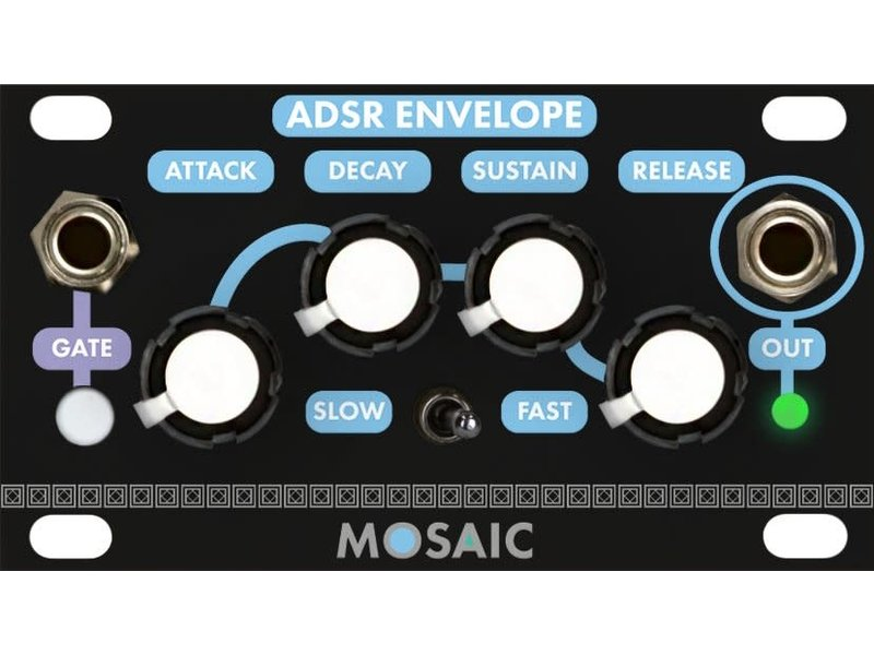 Mosaic ADSR