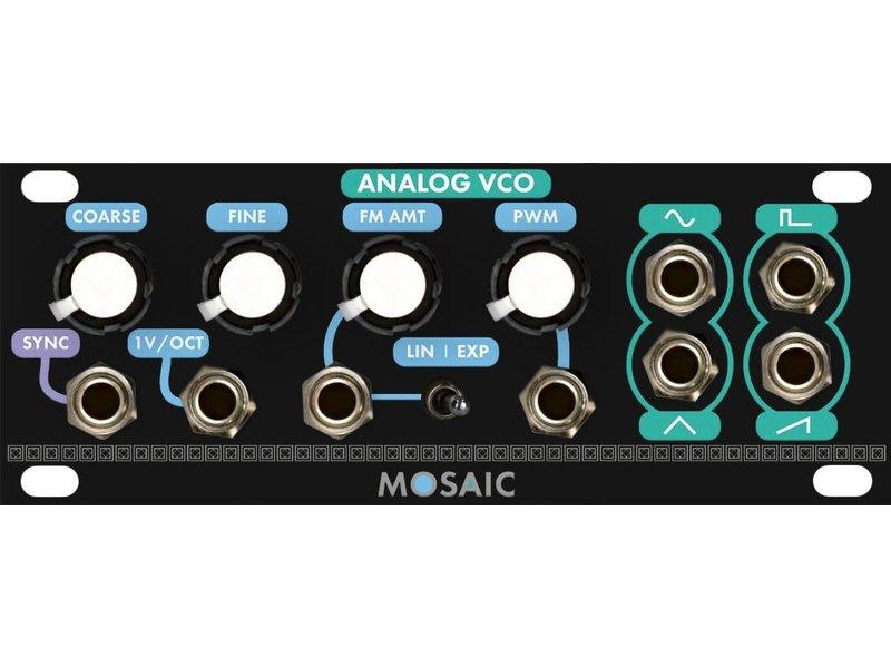 Mosaic Analog VCO
