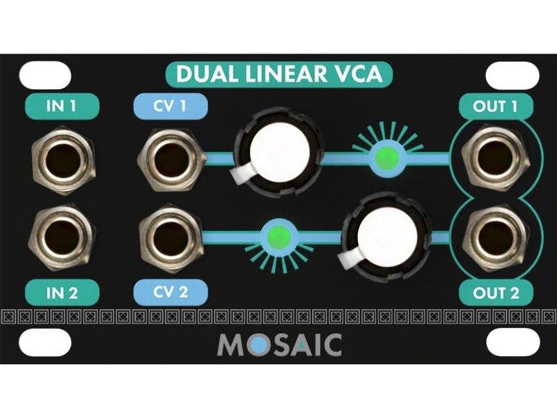 Mosaic Dual Linear VCA