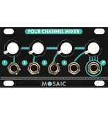 Mosaic Four Channel Mixer